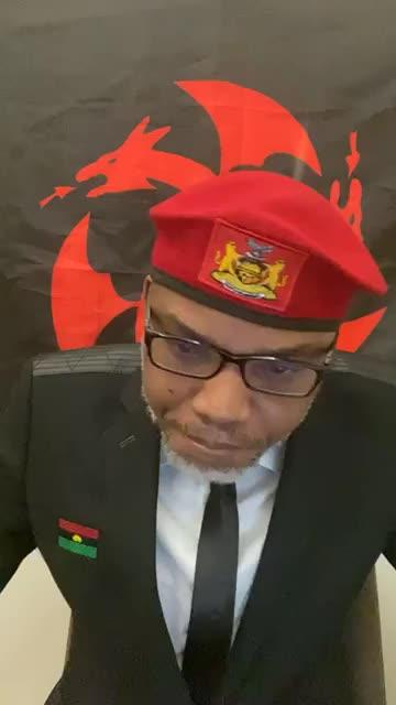 Biafra:Mazi Nnamdi Kanu launches Eastern Security Network(ESN)