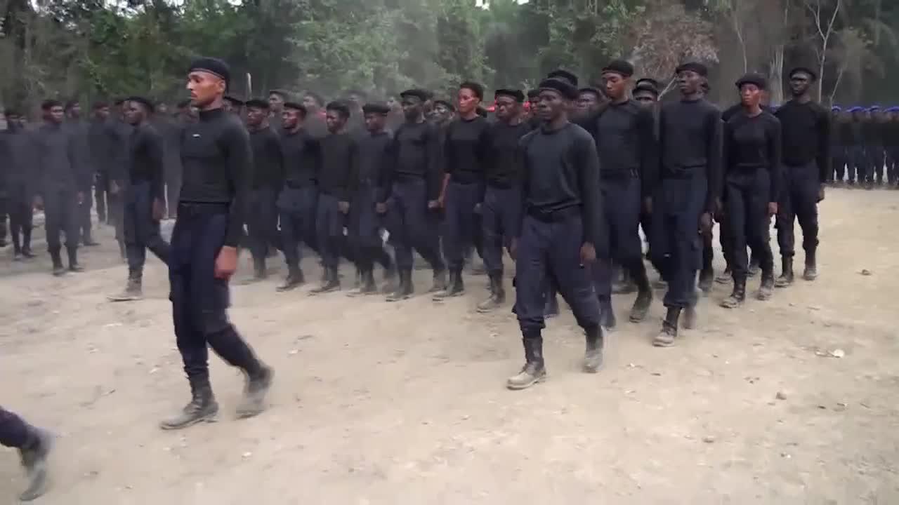 Biafra:Eastern Security Network(ESN)