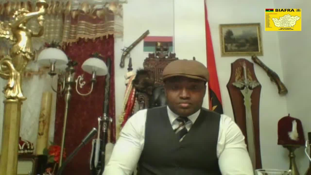 Mazi Nnamdi Kanu & Simon Ekpa 16.2.2021