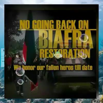 Listen to this short broadcast that was made by Mazi Nnamdi Kanu 5 years ago....