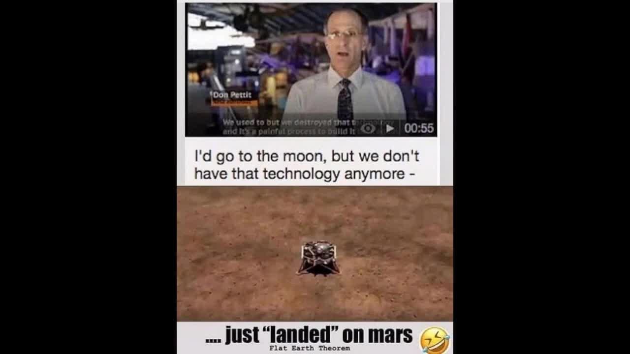 Mars Perseverance Rover Landing Debunked