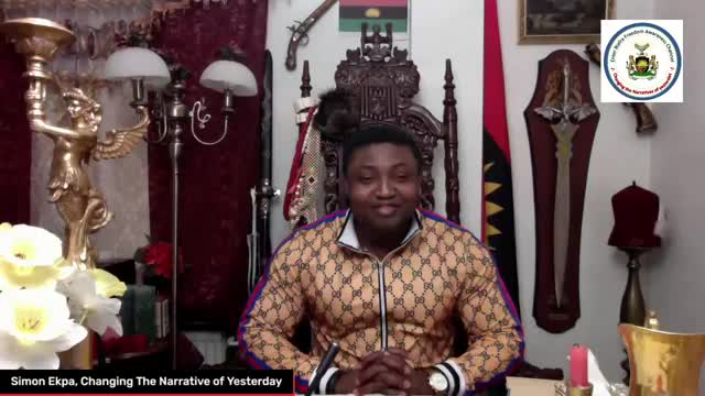 Late Night with Simon Ekpa on The collapsing Nigeria   Join the live broadcas...