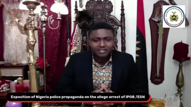 Exposition of fake IPOB/ ESN allegedly arrested and paraded 30.3.2021  Exposi...