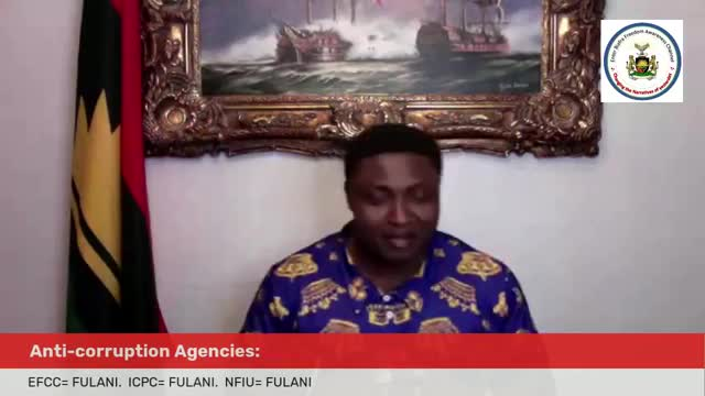 Addressing the DSS staged confession of an alleged ESN member 4.6.2021  Join ...