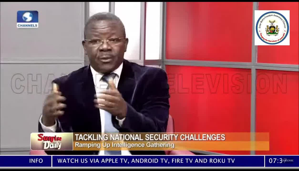 EXPLOSIVE ANALYSIS OF NAVAL OFFICER KUNLE INTERVIEW ON SECURITY AND ISLAMISATION OF NIGERIA PART ...